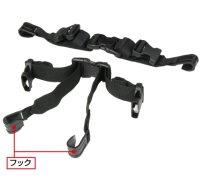 ラフ&ロード サイドバッグ用フック式セッティングジョイントパーツ