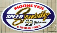 MOON EYESムーンアイズ★SPEED Specialtyステッカー