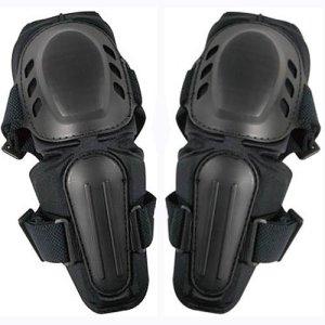 画像1: 【送料無料】コミネ(KOMINE)★肘プロテクター プロエルボーガードDX(左右セット) ブラック フリー 04-610  SK-610