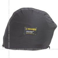 【デグナーWEB正規代理店】デグナー(DEGNER)★コンパクトに収納可能 携帯 ヘルメットバッグ/HELMET BAG(ブラック)