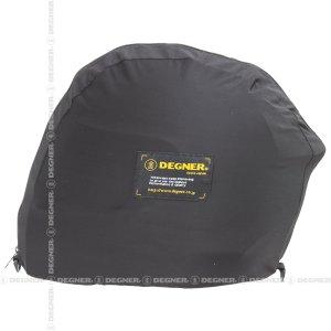 画像1: 【デグナーWEB正規代理店】デグナー(DEGNER)★コンパクトに収納可能 携帯 ヘルメットバッグ/HELMET BAG(ブラック)
