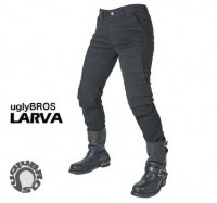 【送料無料】ラフ&ロード★uglyBROS MOTOPANTS LARVA 【Men's】